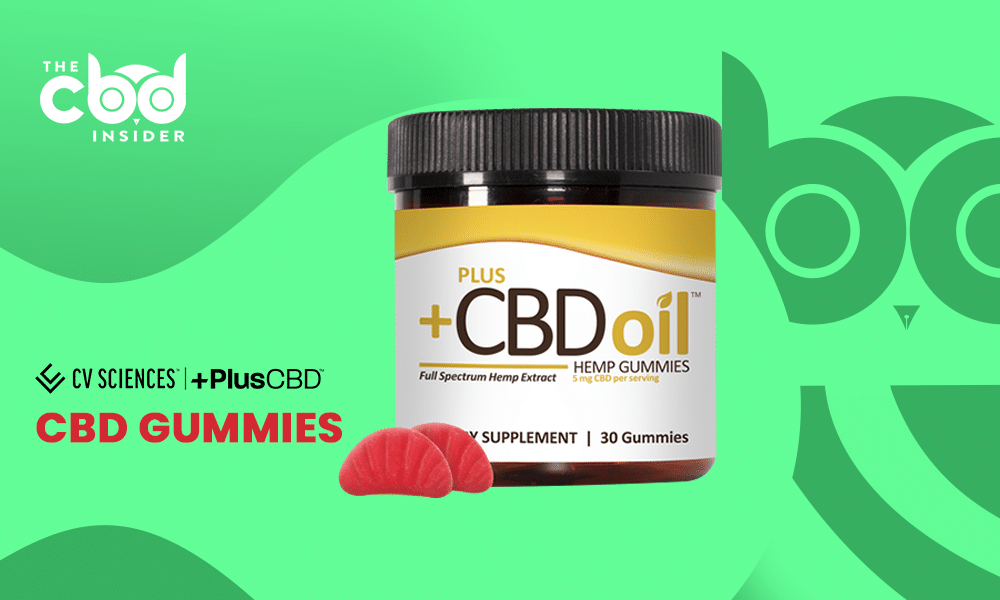 pluscbd oil gummies review