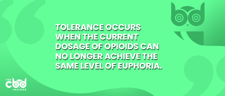 opioid can lead to addiction