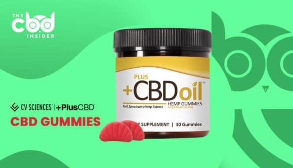 Plus CBD Oil Gummies Review